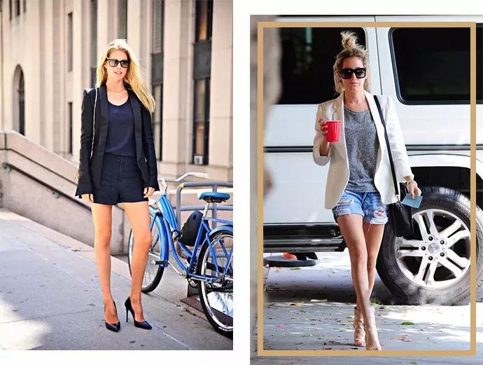 正文   格纹西服就减弱了成熟感 颜色层次感增加 就可以新鲜又有女人图片