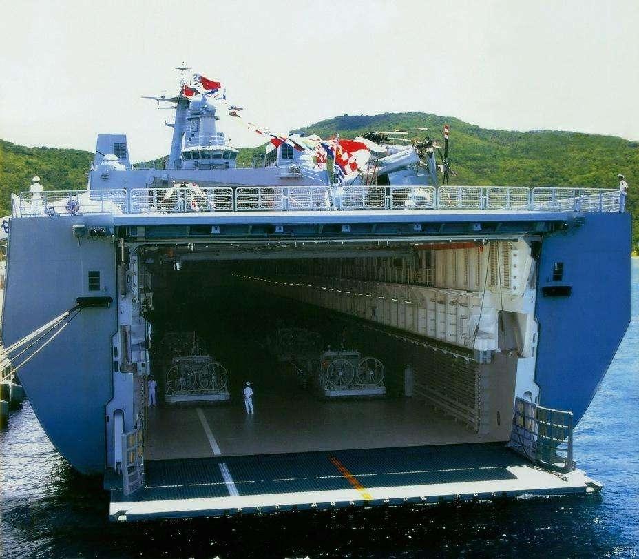 作战能力前进一大步 中国要对一万吨大舰进行升级改造?