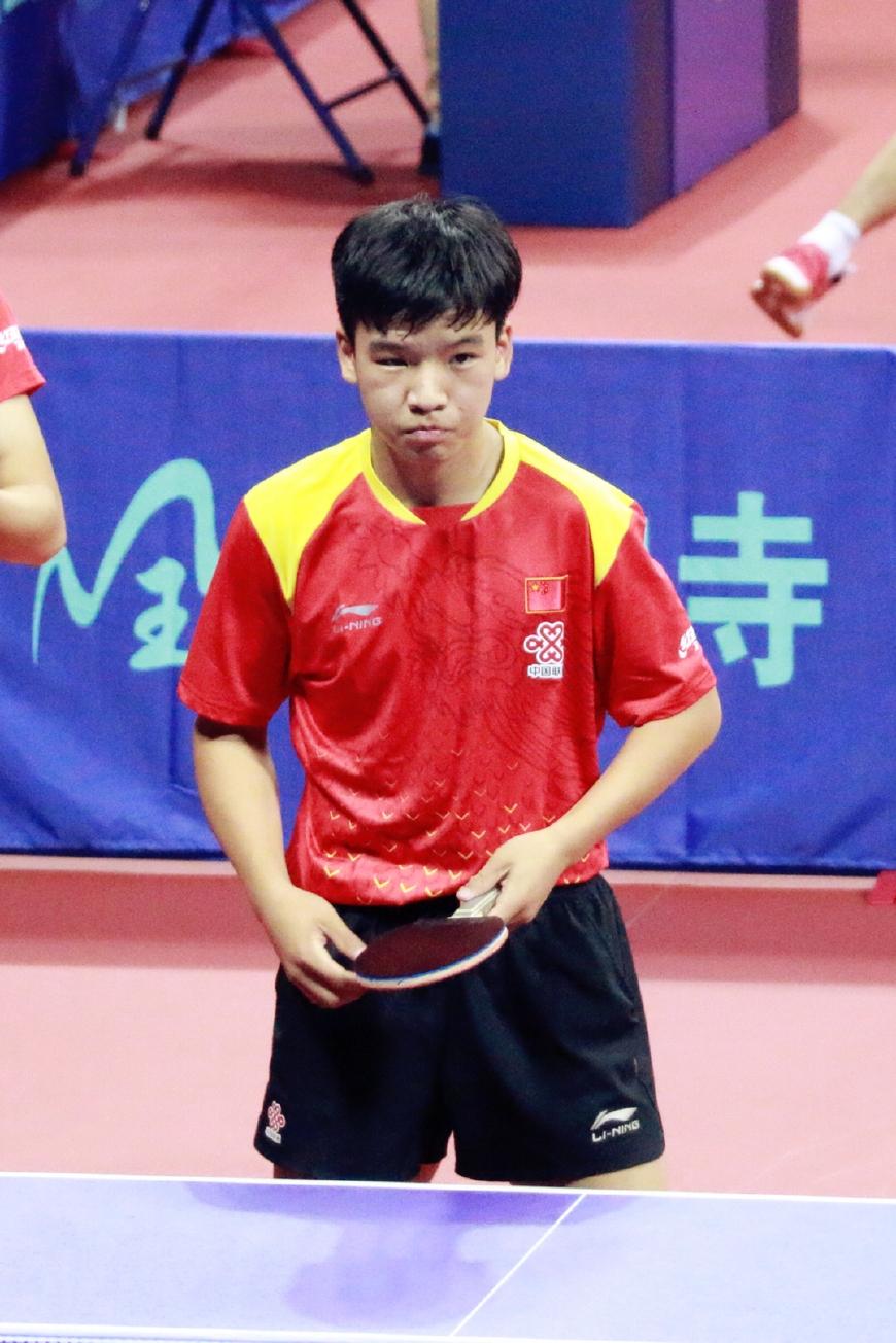 国乒瑞典公开赛名单出炉 男队全主力参赛15岁新星参加成年组