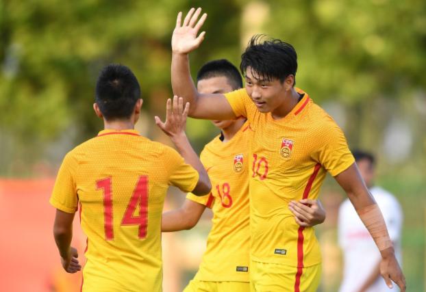U19国青又夺冠了!鲁能锋霸2场3球,被对方暗算却遭主裁无视