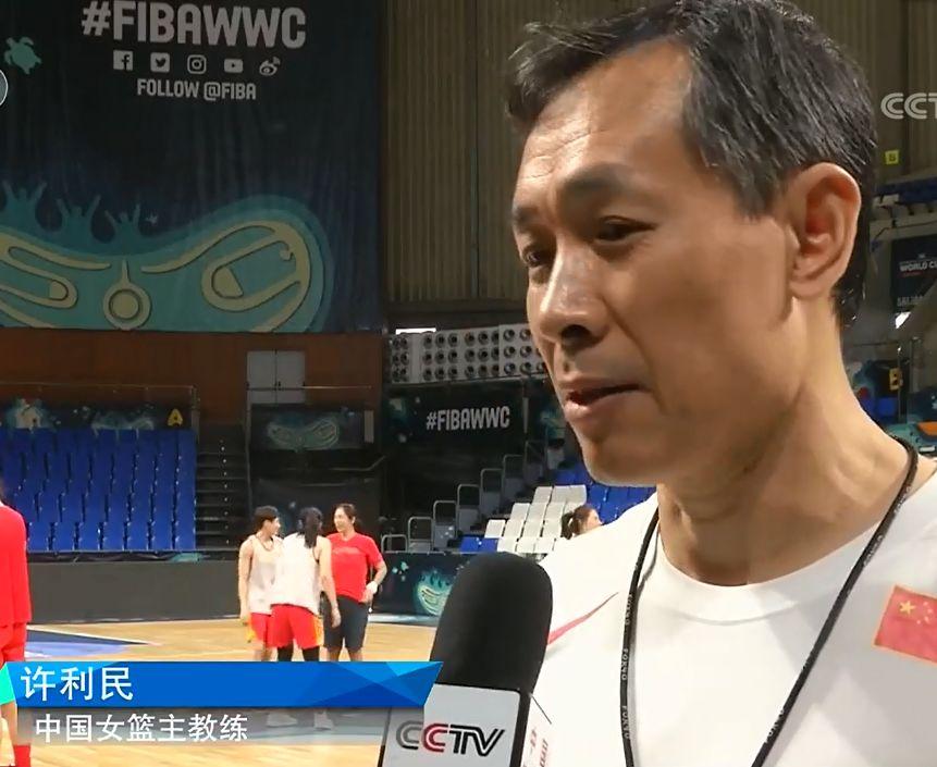 中国女篮教练发火!大将中场投篮命中 教练兑现现金大奖