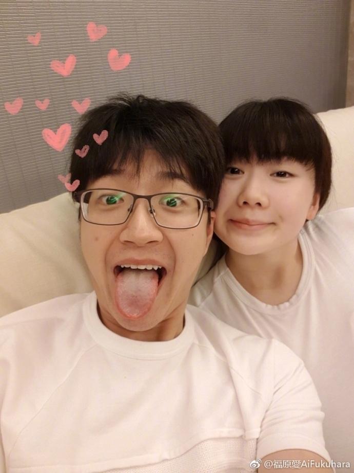 福原爱荣膺日本最受欢迎乒乓球选手 张本智和落选