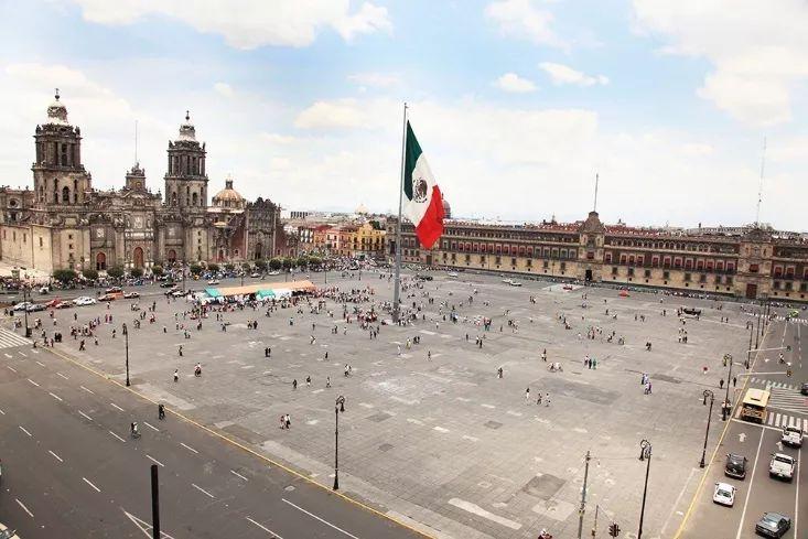 深情墨西哥,遇见最美的城市