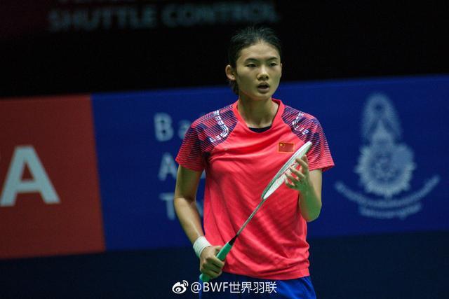 国羽18岁小将苦战三局不敌日本一姐 韩羽赛首轮出局