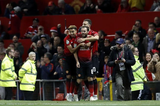 英格兰联赛杯战报:曼联爆冷输英冠队,3支英超队被淘汰