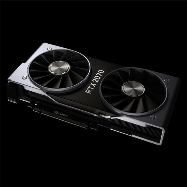 NVIDIA宣布RTX 2070显卡10月17日上市:499美元起