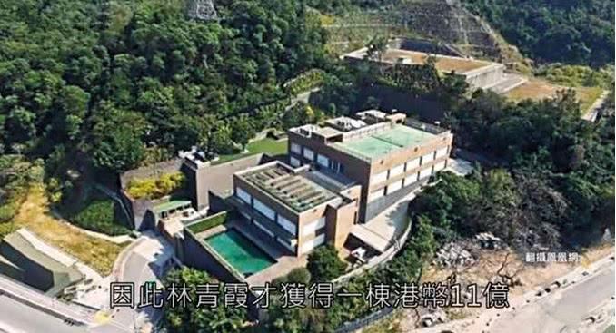 港媒称林青霞已经离婚?分手费高达80亿,原因是老公养私生子