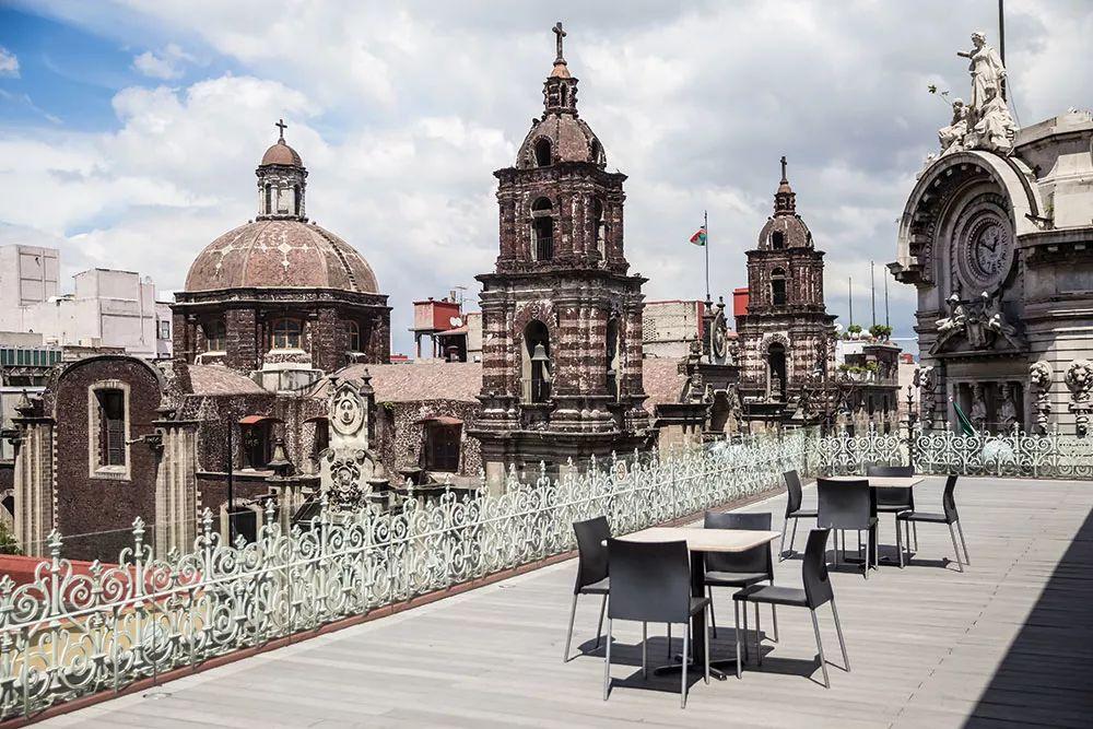 深情墨西哥遇见最美的城市