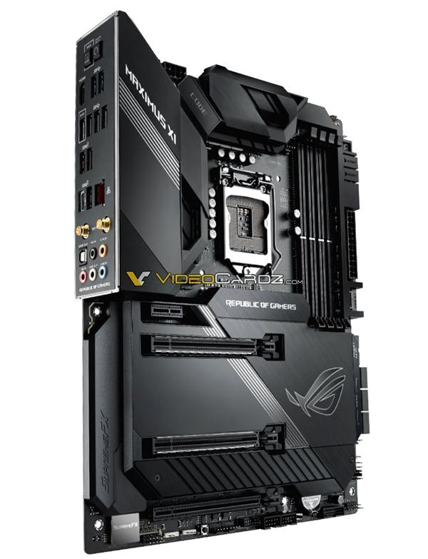 华硕mATX Z390主板新花样:双层内存 容量翻番