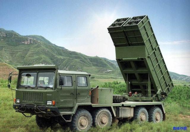 273毫米火箭炮射程达40公里 火力强劲为何却不装备