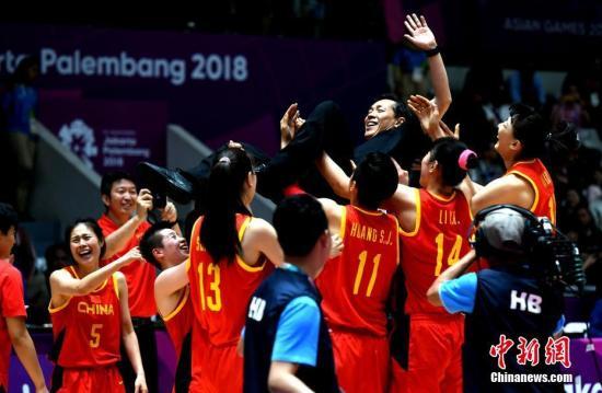 中国女篮胜日本晋级8强 许利民:我们重夺亚洲霸主