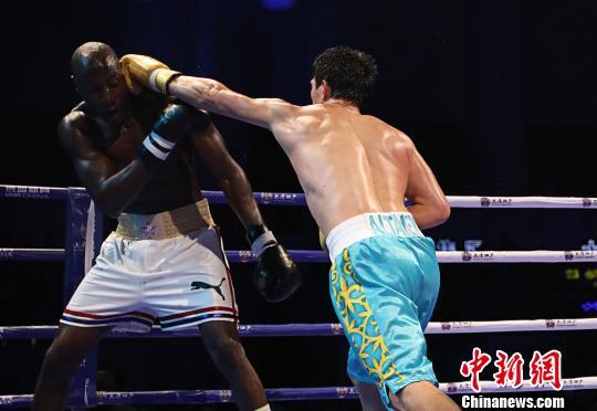 2018世界拳击联赛总决赛厦门开打 古巴暂领先哈萨克