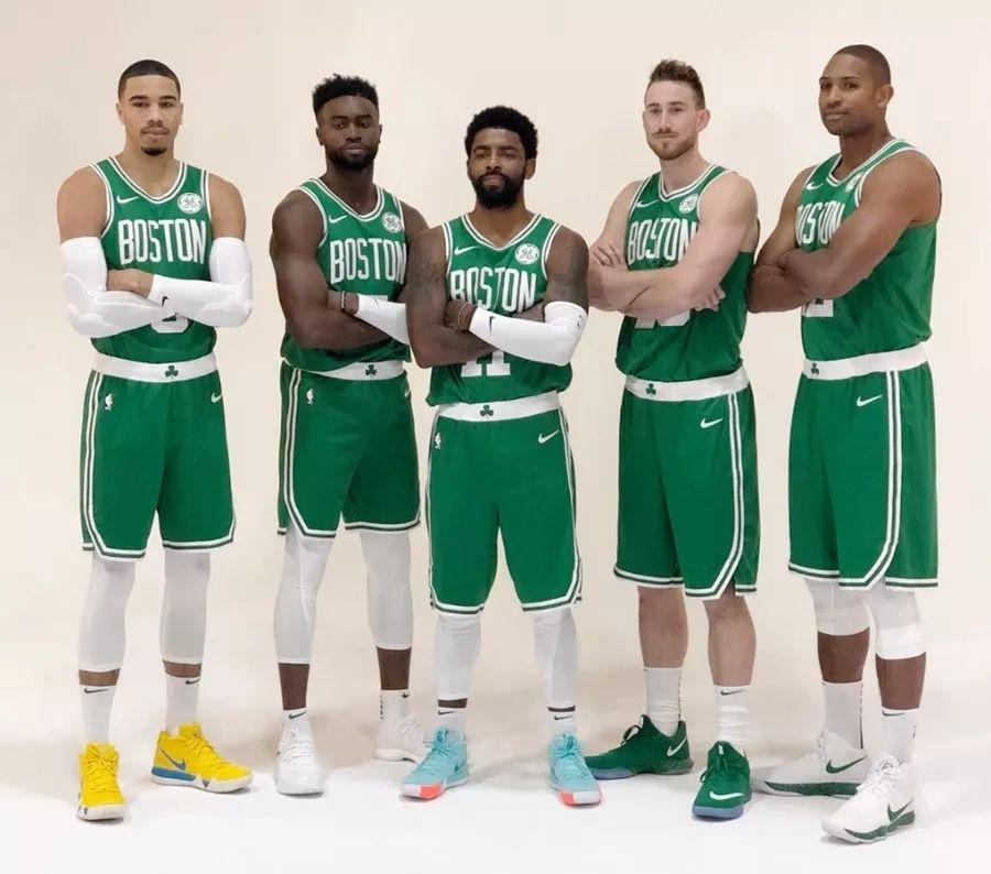 东部终于要换一个队打总决赛,绿军可以的