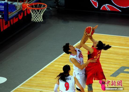 复仇日本队!中国女篮训练场墙上的照片终于该换了
