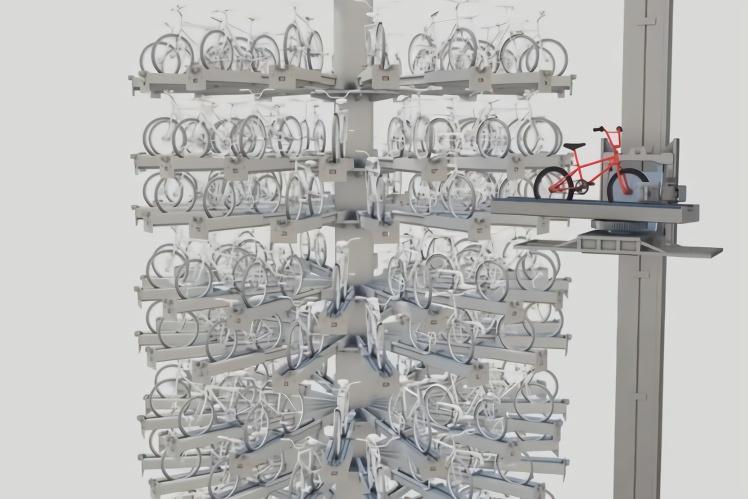 日本人素质真的高?看完日本自行车停放, 这次必须学习
