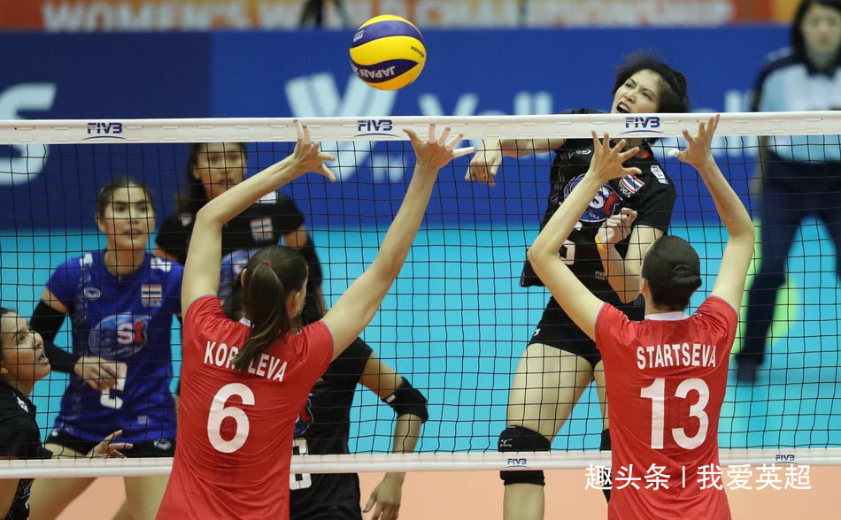 日泰女排皆苦战5局憾负欧洲强敌 亚洲5队仅中国全胜