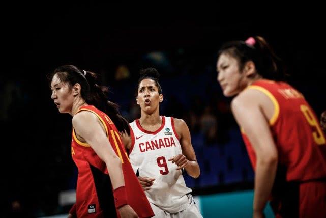 中国爆冷胜世界第五强队!WNBA球星更遭李梦压制