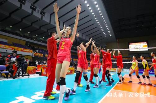 中国女排3