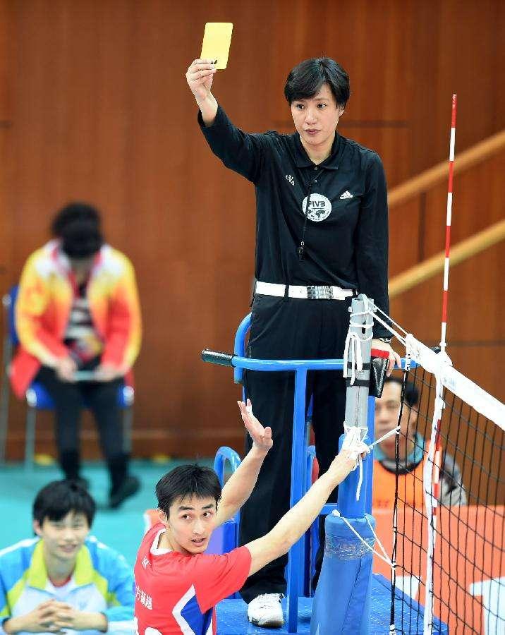 郎导46岁弟子成国际裁判 今年世锦赛唯一中国籍女主裁
