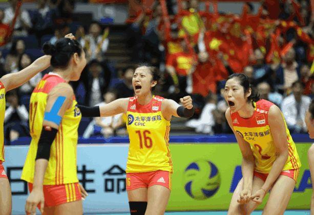 笑纳大礼!对手多次雪中送炭 中国女排迎世锦赛两连胜
