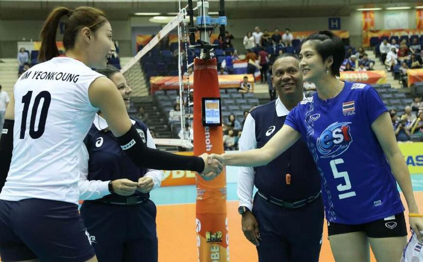 出线悬了!金软景神勇难救主,韩国女排世锦赛遭遇两连败