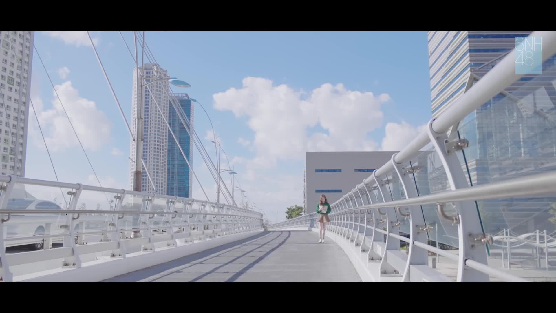 Top48 MV《天空信》