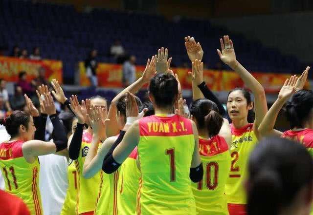 世锦赛积分:中国女排被苦主压制 两连胜却无缘榜首