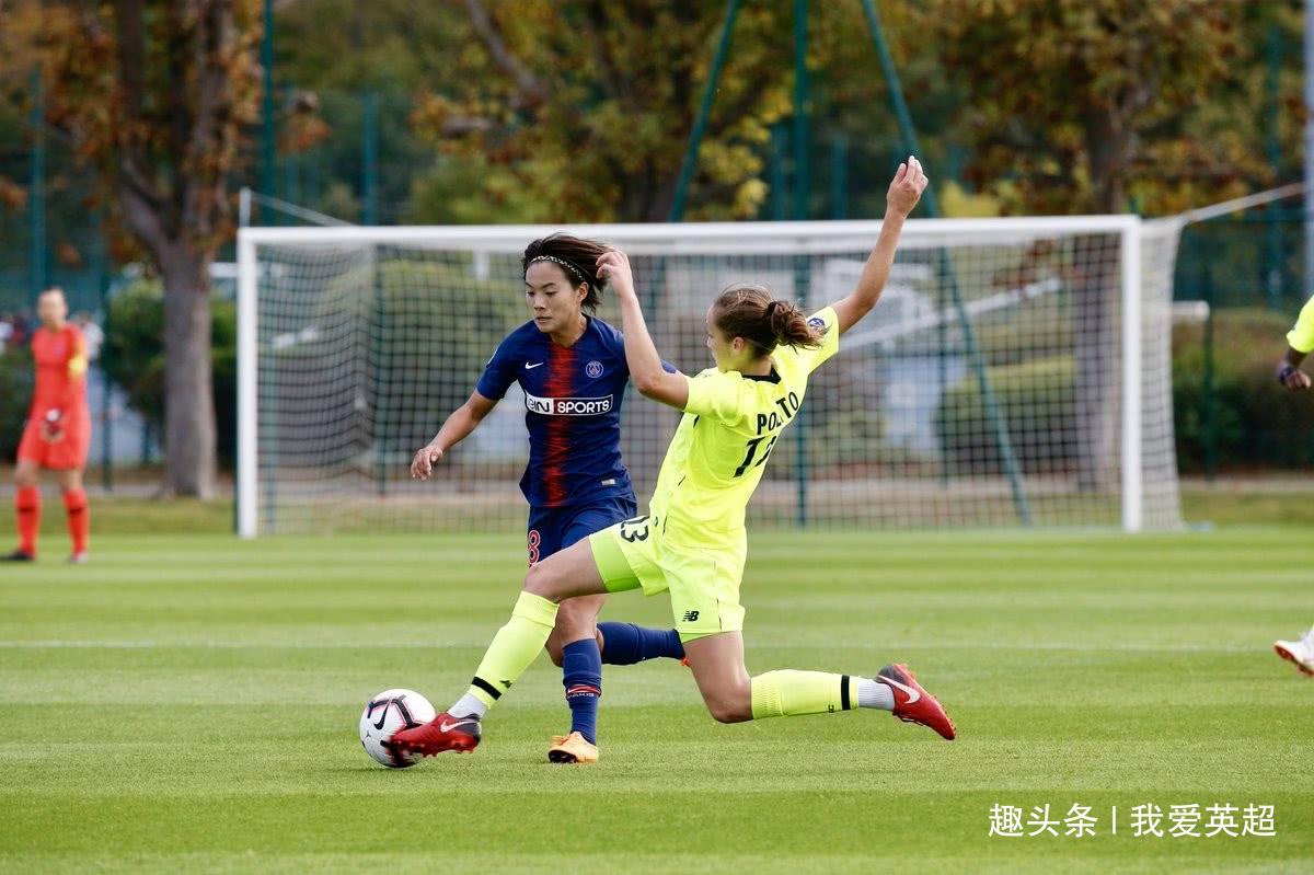 女足头牌率大巴黎5轮不败,4场2球2助她已成一姐