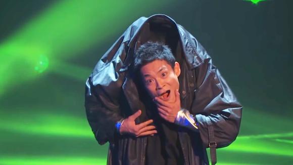 日本小哥反人类舞蹈大获好评