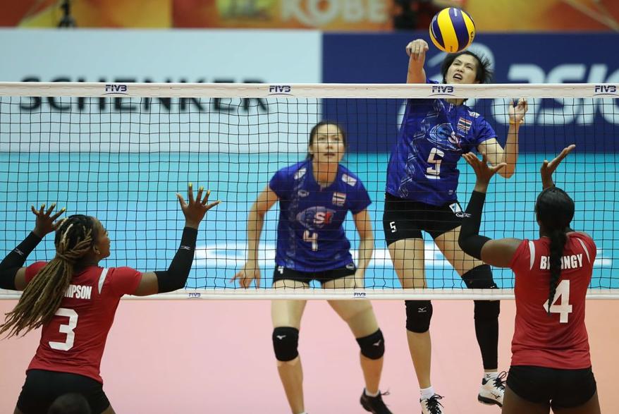 """中国女排世锦赛第8个""""对手""""呼之欲出 亚洲劲旅晋级形势大好"""