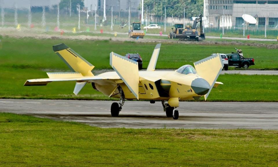在年底之前开始量产真正的第五代GM之家1.76紫蓝精品复古版龙神大殿禁地地宫激情泡点天降神技战斗机,换WS-10B的2021号已飞