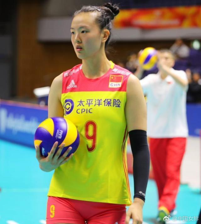 一场球再证张常宁不可或缺!她对中国女排的重要程度已不亚于朱婷