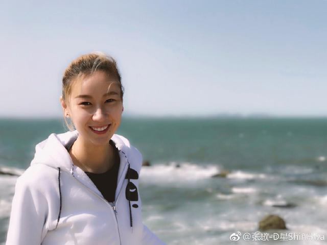 中国女排又一女神惊艳亮相央视直播,秀丽端庄美得动人心魄