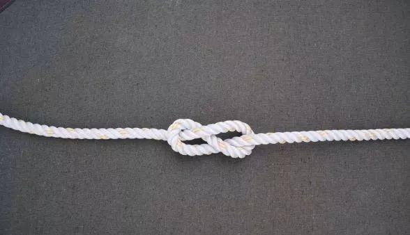 24种结绳法带图片_绳子打结方法大全图解
