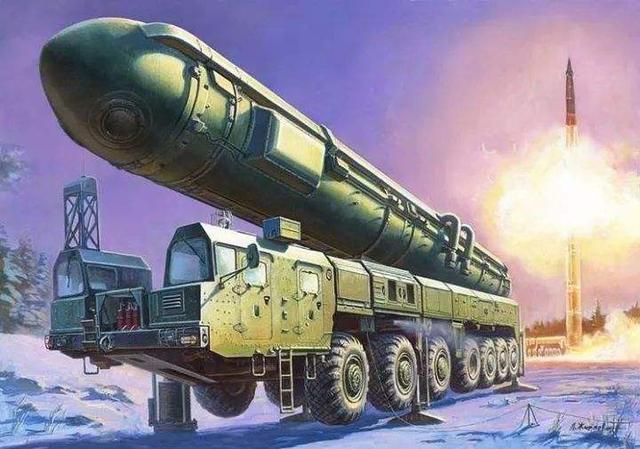 冷战苏联陆军制霸,如美苏排除陆军打谁会赢?直接打核战没有赢家