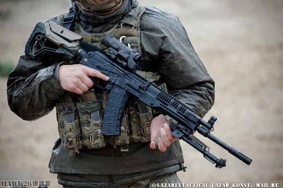 RPK-16班用机枪为何当步枪俄军特种部队实践出真知