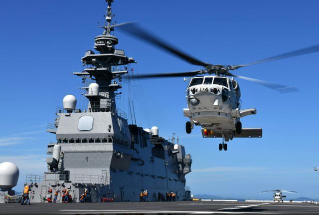 日本悄悄布局已十年,航母外交大外攻,斯里兰卡开始转向!
