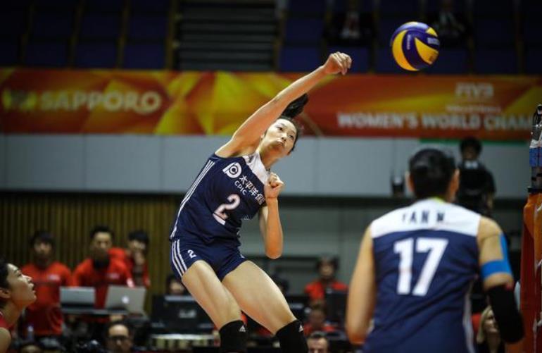 女排世錦賽12支球隊確定晉級!中國女排四戰全勝已提前出線