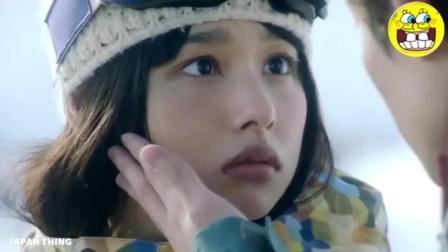 这日本创广告的剧情有点浪漫了, 就是结局让妹子失望了!