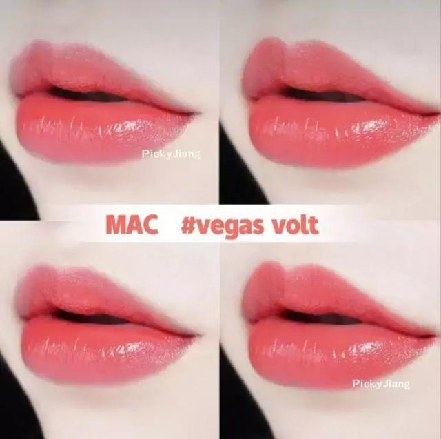 MAC十大最受欢迎色号,最热门的小辣椒居然不是第一名?!