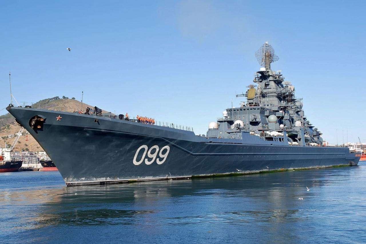 乌克兰军舰闯入刻赤海峡,水炮准备,俄:别紧张!