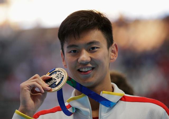 宁泽涛正式复出参加两项比赛 这番话让泳迷心安 盼王者归来