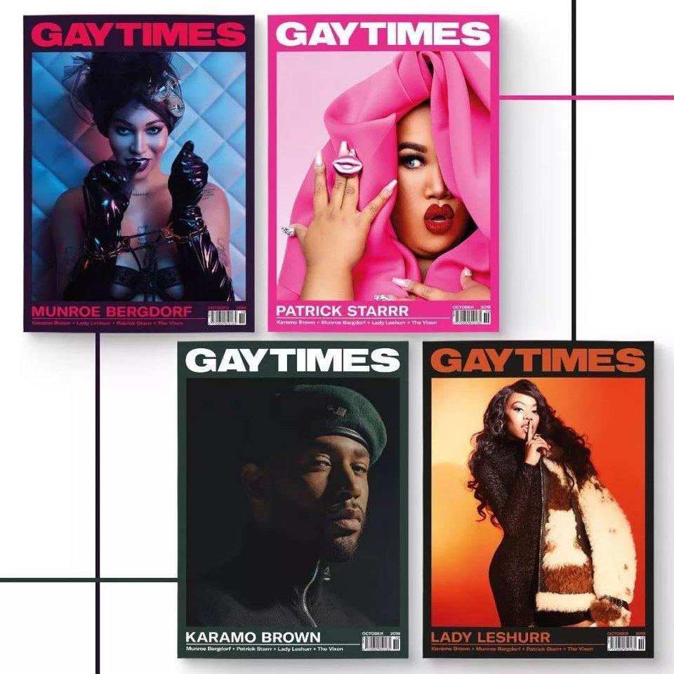 这年头,谁还会看同志杂志啊!