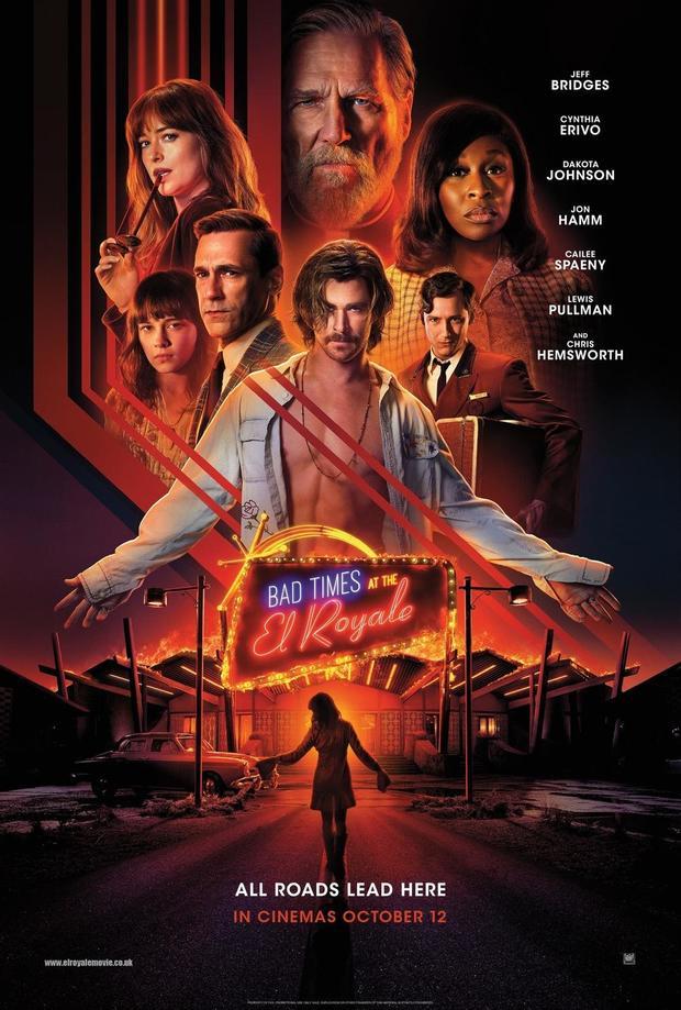 《皇家酒店谋杀案》独家影评 10月12日北美上映