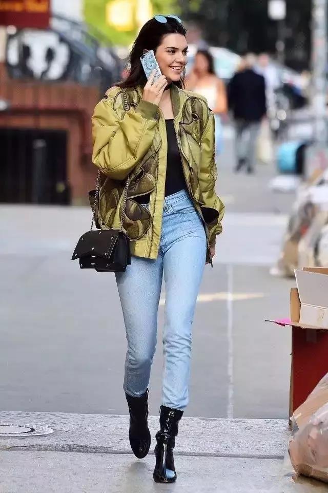 深秋别再穿风衣了,pick夹克外套,尽显时尚潮流