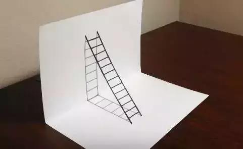 3分钟就能学会的3d立体画,让纸片人从画里跳出来!图片