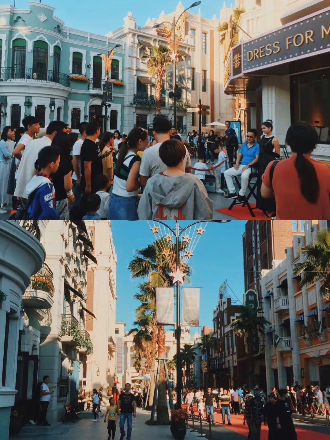 資訊 | 國慶7天30萬游客,華誼兄弟電影世界、電影小鎮的魅力到底有多大?