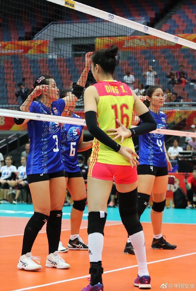 她拖着伤腿打出救赎一战,让中国女排重现奥运会夺冠时的多点开花