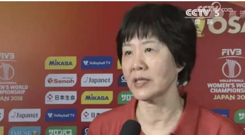 世锦赛仅一队提前锁定6强席位 中国女排晋级仍不稳