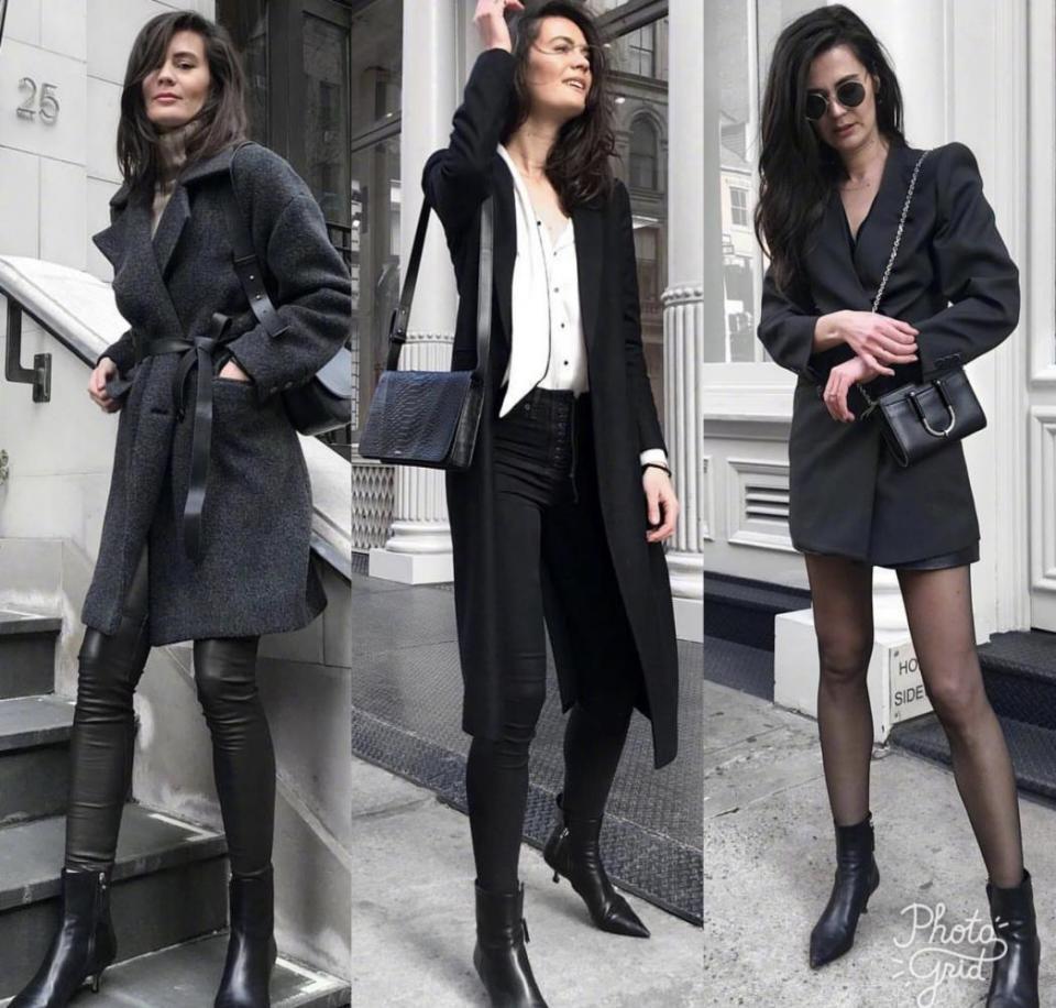 女人也可以帅气,逐渐风靡时尚圈的中性风,诠释女人不一样的美!